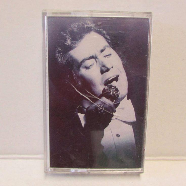 Wayne Newton Daddy Don't You Walk So Fast Audio Cassette Tape Aries II #EasyListening