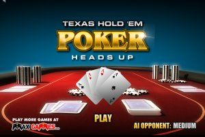 Play texas holdem online for free