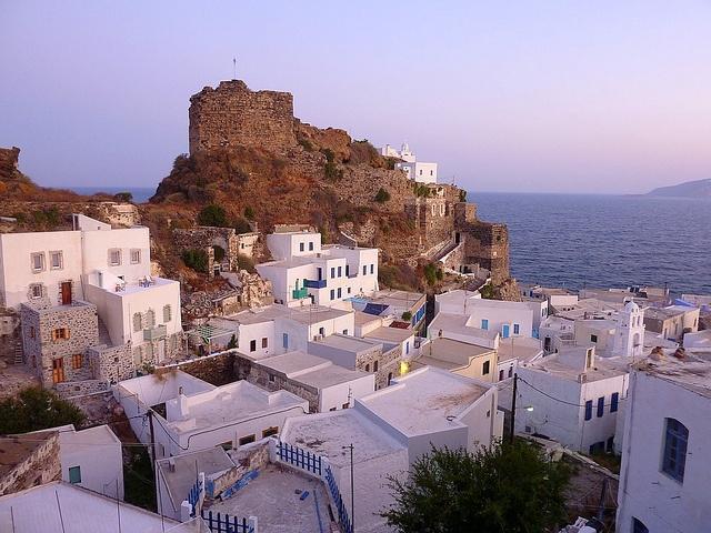 Mandraki, Nysiros, Greece