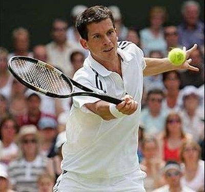 Tim Henman #Wimbledon #Tennis http://www.annabelchaffer.com/