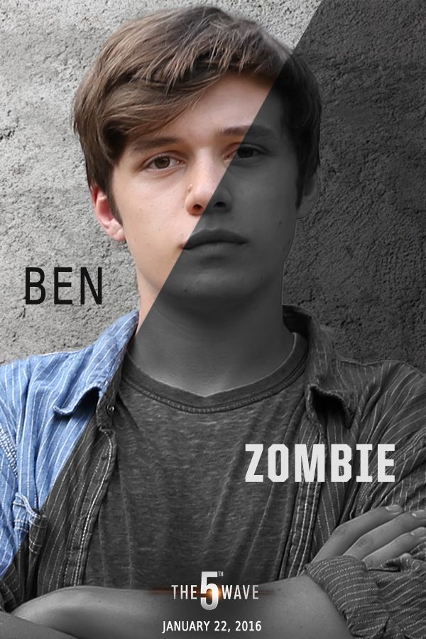 Who do you see when you look at Nick Robinson: Ben Parish or private Zombie? | The 5th Wave hits theaters Jan 22 #5thWaveMovie