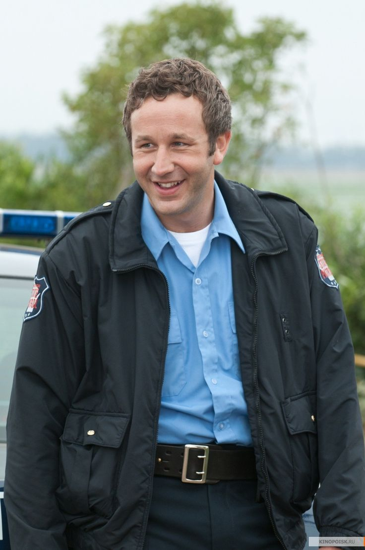 Chris O'Dowd in Bridesmaids. Such a hottie in that movie.... I need to find one like him. :)