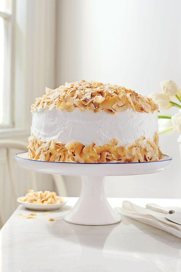 Divine Easter Desserts: Coconut Cream Cake