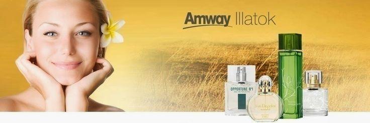 Vásárlói regisztráció: Parfümök Amway illatok árral