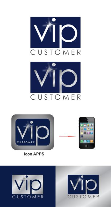Create a VIP Customer Logo by KENTHUZ