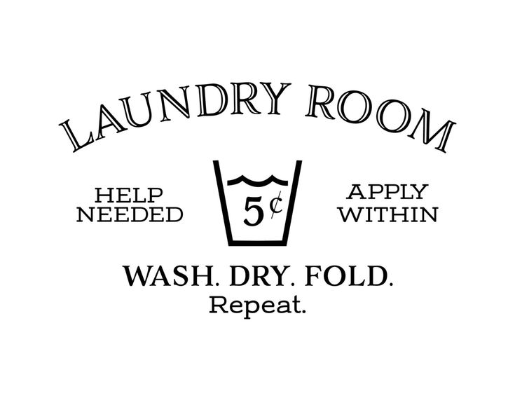 Servicio de lavandería sala ayuda necesaria aplicar dentro de