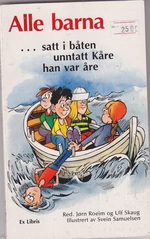 """""""Alle barna"""" av Jørn Roeim"""