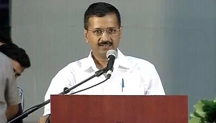 Delhi CM Kejriwal re-launches anti-corruption helpline 1031