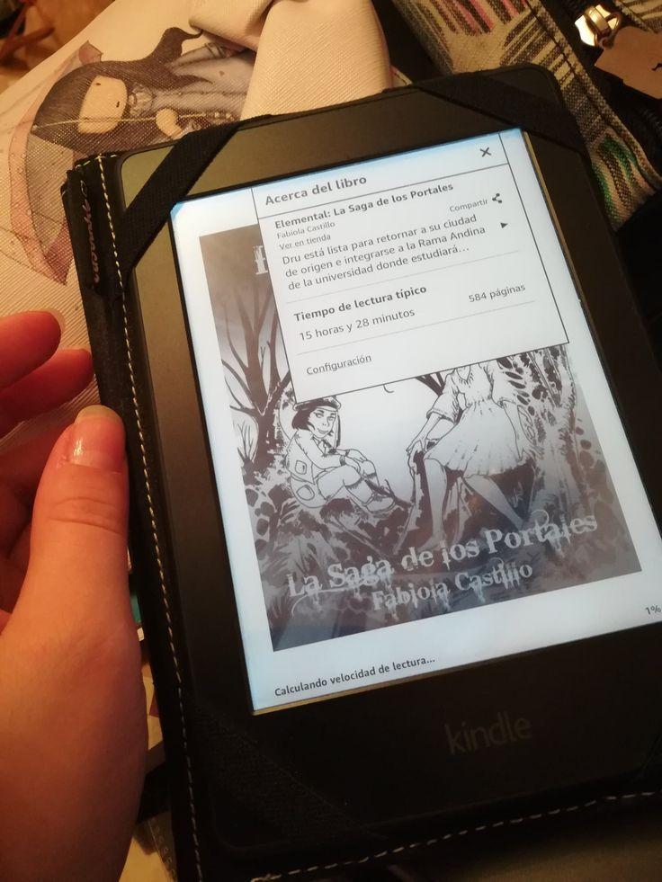 Eurus de Jardines de papel leyendo Elemental!!!