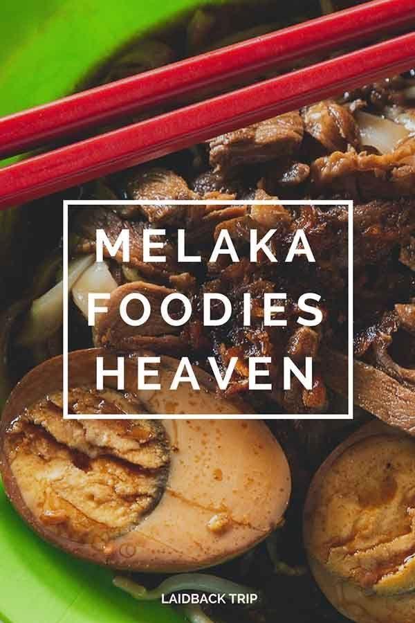 5 Best Budget Restaurants In Melaka Food Guide For Backpackers Laidback Trip Food Guide Food Street Food