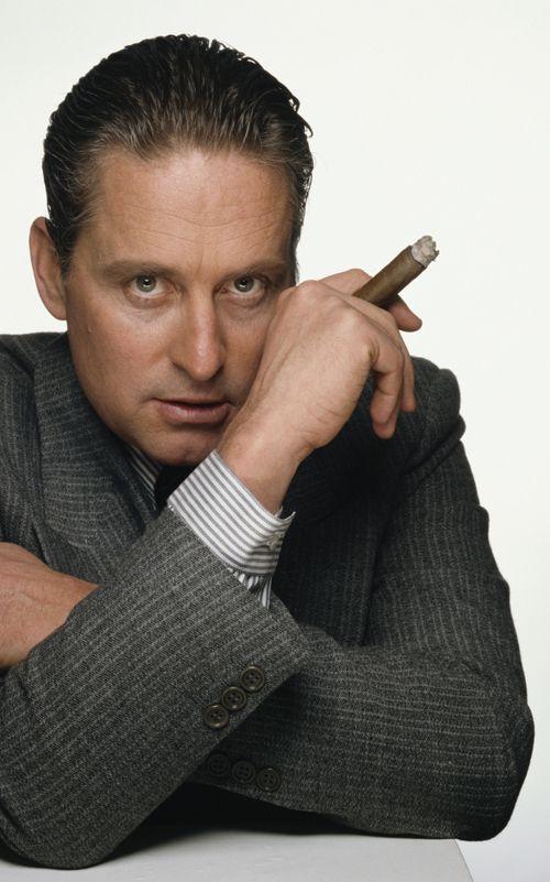 Cigars & Michael Douglas