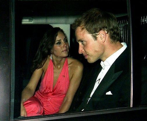 how long were kate middleton and prince william dating
