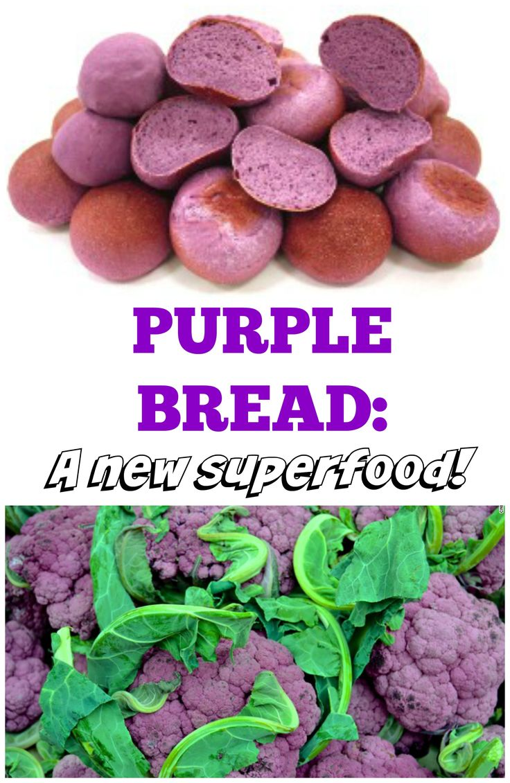 Purple bread: A new superfood? | BiutiDIY