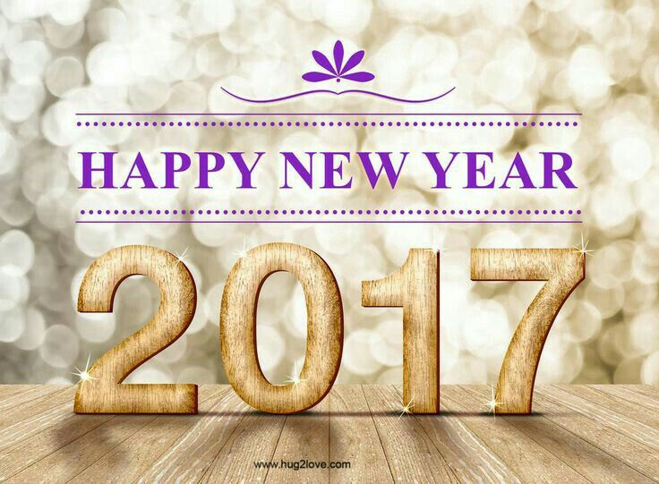 New Year 2017 🎉🎉🌟🌟🌟🍷🍷