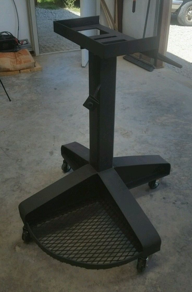 Materials Needed To Build A Small Forge