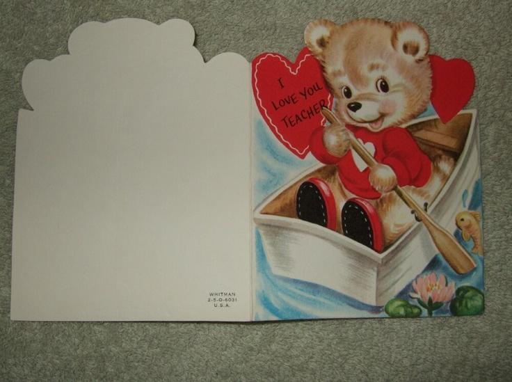 I love Vintage Valentines!