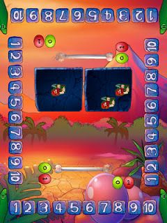 Counting Together App - Sharing Kindergarten- 4 at a a time game