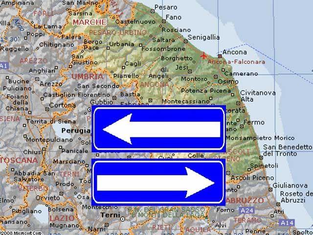VERSO LA RIFORMA – Aperte le due ipotesi di unione, la prima con Umbria e Toscana, la seconda con l'Abruzzo. Domani incontro tra i presidenti Ceriscioli e D'Alfonsi