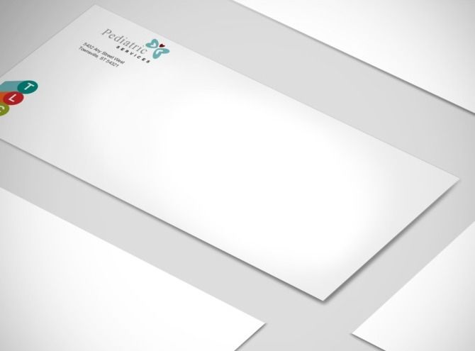 pediatric-child-care-services-envelope-template 아이덴 - business envelope template