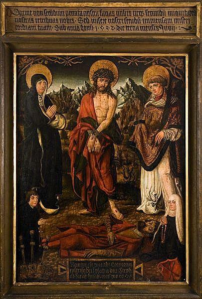Obraz wotywny Grzegorza Nożownika, 1532
