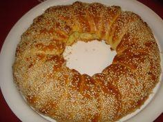 Φανταστικό τυροψωμο σε κατσαρόλα απο τη Sofia Kara