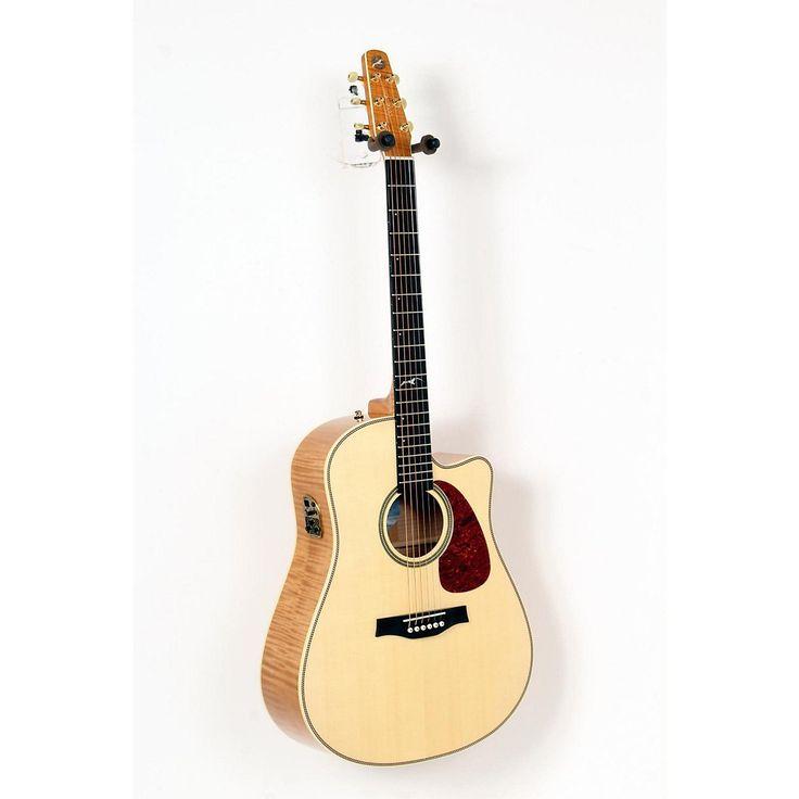 Amazon.com: Gaviota Artista Cameo CW QII electro-acústicas Guitarra Naturales 888365492353: Instrumentos Musicales