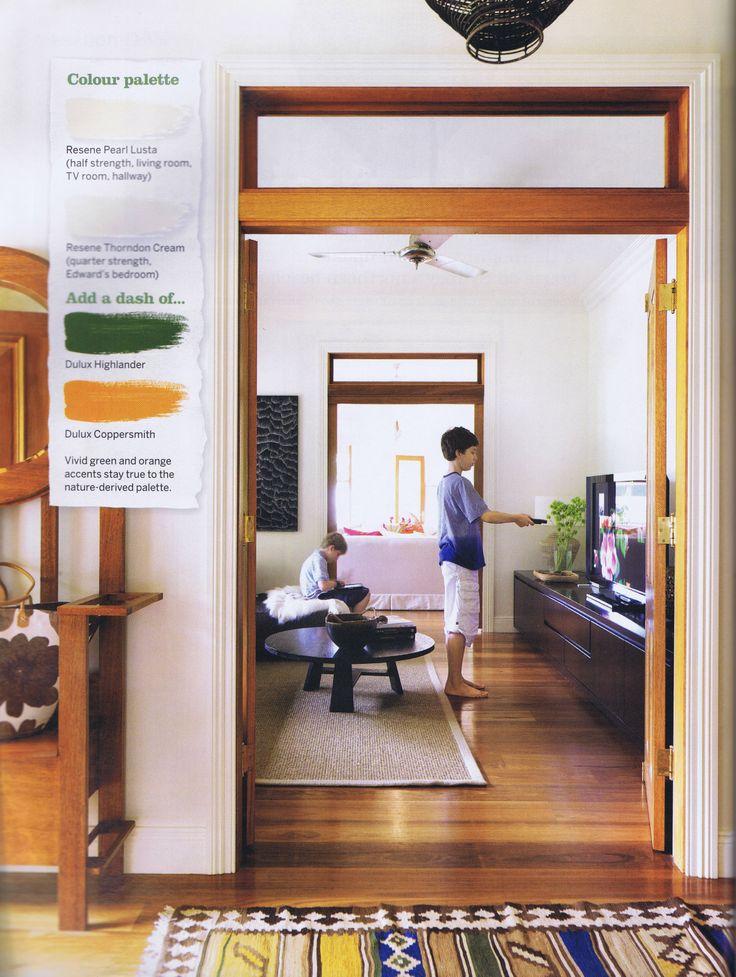 House & Garden June 2011 Page 4     Brooke Aitken Design