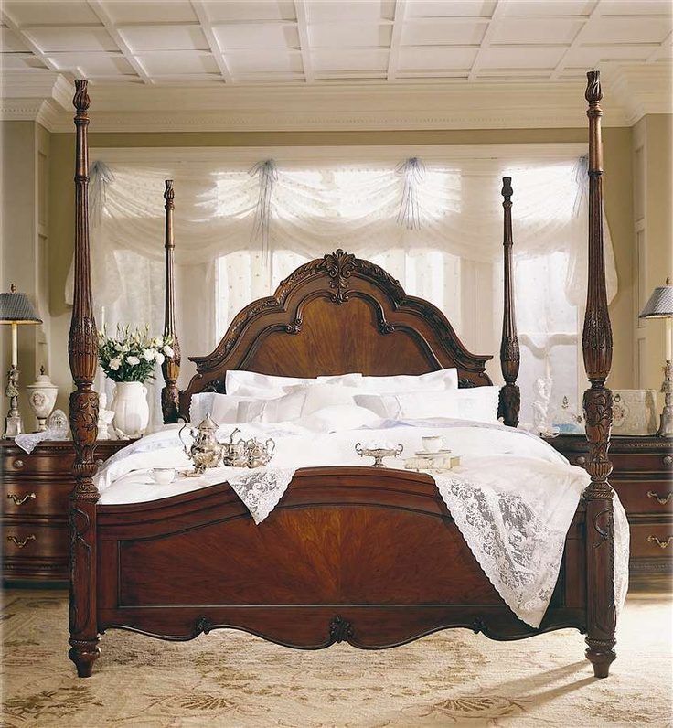 Vintage King Bedroom Sets Cool Bedroom Decorating Ideas Yellow Bedroom Bench Bedroom Ceiling Design With Fan: 37 Best Images About Beautiful Antique Beds On Pinterest