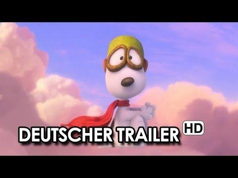 Die Peanuts - Der Film Offizieller Trailer #1 Deutsch German (2015) HD - YouTube