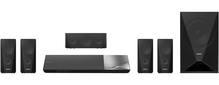 Images of Blu-ray Home Theater System with Bluetooth