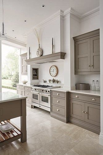 IMPRESSIVE GREY AND WHITE KITCHEN Part 96