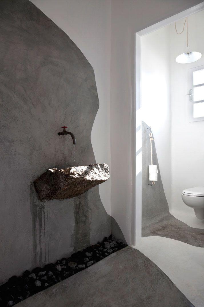 Concrete bathroom 2