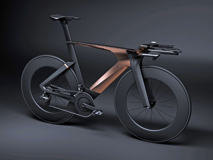 Peugeot Onyx Concept Bike