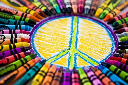 When people of every color and belief system learn to accept each other unconditionally, we will have #peace