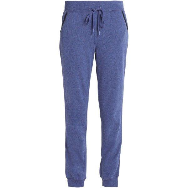 Calvin Klein Mélange cotton-blend jersey pajama pants (595.755 IDR) ❤ liked on Polyvore featuring intimates, sleepwear, pajamas, sweatpants, violet, cotton jersey pajamas, calvin klein pyjamas, cotton jersey, calvin klein pjs and sleep pants