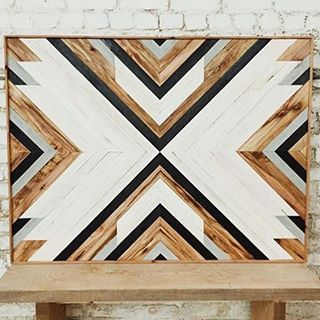 We are obsessing over @aleksandrazee art! Artist, Aleksandra Zee, uses re-purposed materials to create her installations.  Shop Here: http://www.aleksandrazee.com  #aleksandrazee #shopsmall #handmadeloves