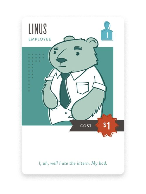 Ryan Martin and Ryan Smoker, principals of branding firm Infantree created a card game design to make light of the trials and tribulations that come with living the creative life.