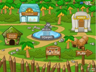 Bloons Tower Defense 5 - Play Free Games Bloons Tower Defense 5 - The best tower defense game in the world! Bloons TD5 has awesome new features including all your favourite towers from BTD4 with 8 awesome upgrades each instead of 4, and two brand new never before seen tower types. Use the towers brand-new and unbelievably cool 'Super Activated Abilities' to lay waste to the endless swarms of Bloons. You'll need all the firepower you can get to combat the new Bloon types
