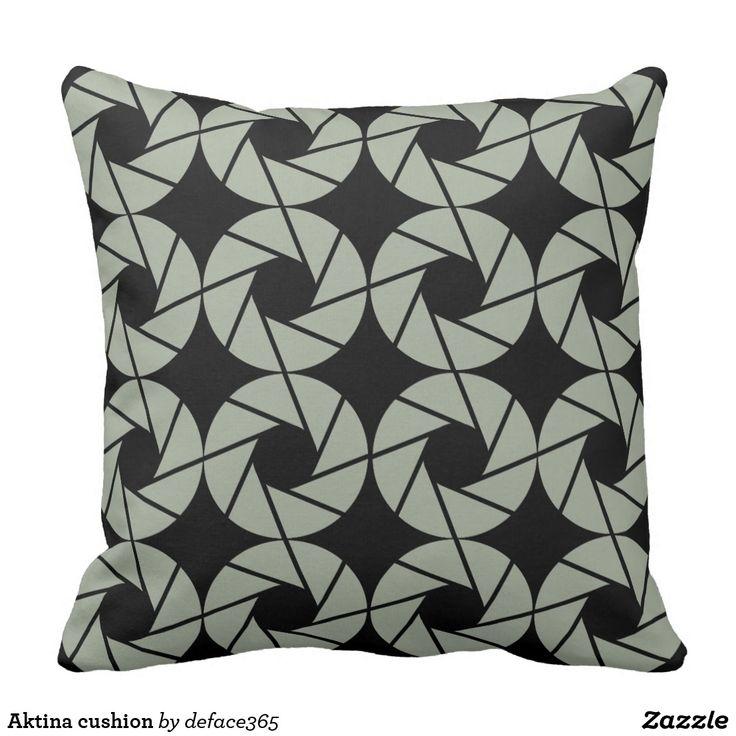 Aktina cushion