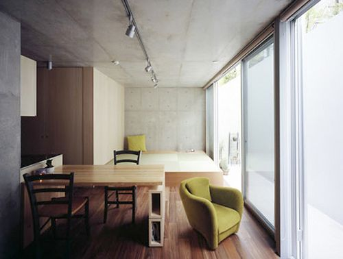 Terrace House in Japan by Chiba Manabu Architects - Design Milk