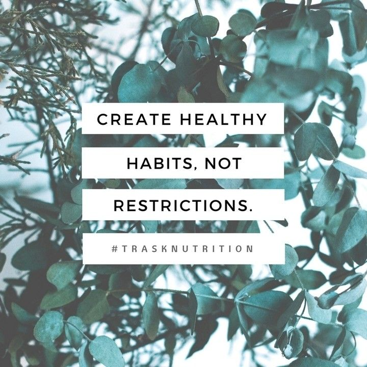 Good mindset to have!   #trasknutrition #health #nutrition #healthandwelless #healthyliving #womenshealth #mindset #positivemindset #habits
