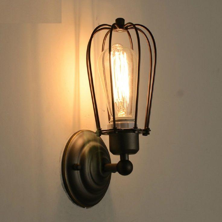 Creative Arts lampada loft personalitš€ retro spazio ristorante bar in stile country americano applique da parete per impianti idraulici industriali navata: Amazon.it: Illuminazione
