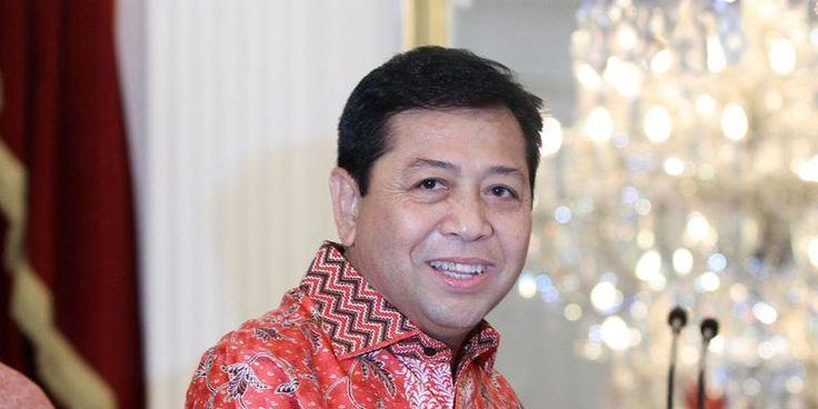 Setya Novanto Jadi tersangka, Golkar Tetap Dukung Penuh Pemerintahan Jokowi!