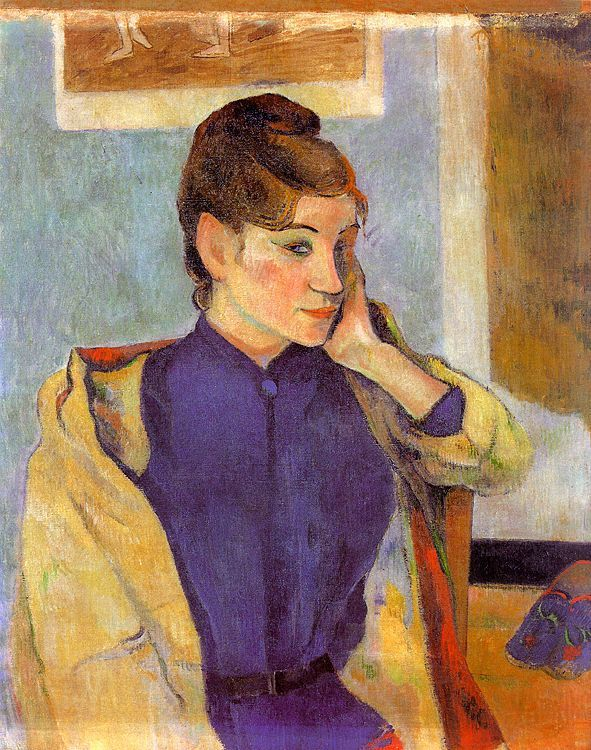 71 best Paul Gauguin images on Pinterest | Paul gauguin ...