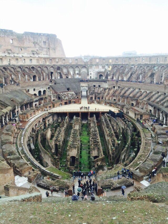 Roma Gladiator Colosseum