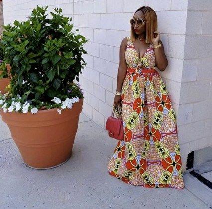 (15 PHOTOS ) Les plus belles tenues très tendances en pagne qui subliment la femme africaine – Dakarswagg
