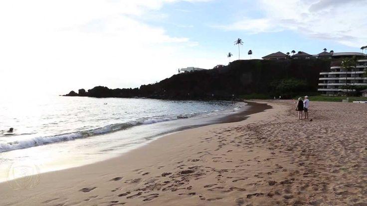 Snorkeling in Black Rock Maui http://chicvoyageproductions.com #mauivideo #blackrock