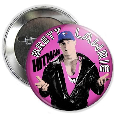 "Brett ""The Hitman"" Lawrie ....Awesome!"