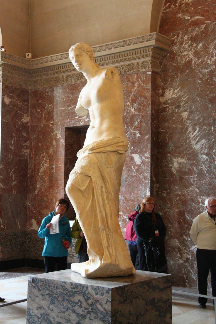 Venus de Milo, Louvre Museum