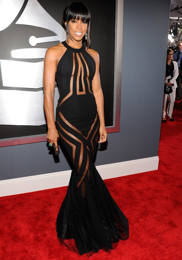 Kelly Rowland couldn't  get any better at 2013 Grammy Awards.